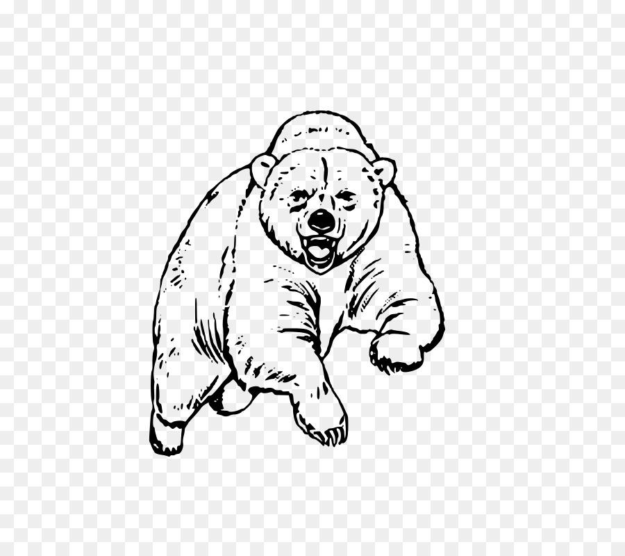 Oso Koala panda Gigante para Colorear libro - oso png dibujo ...