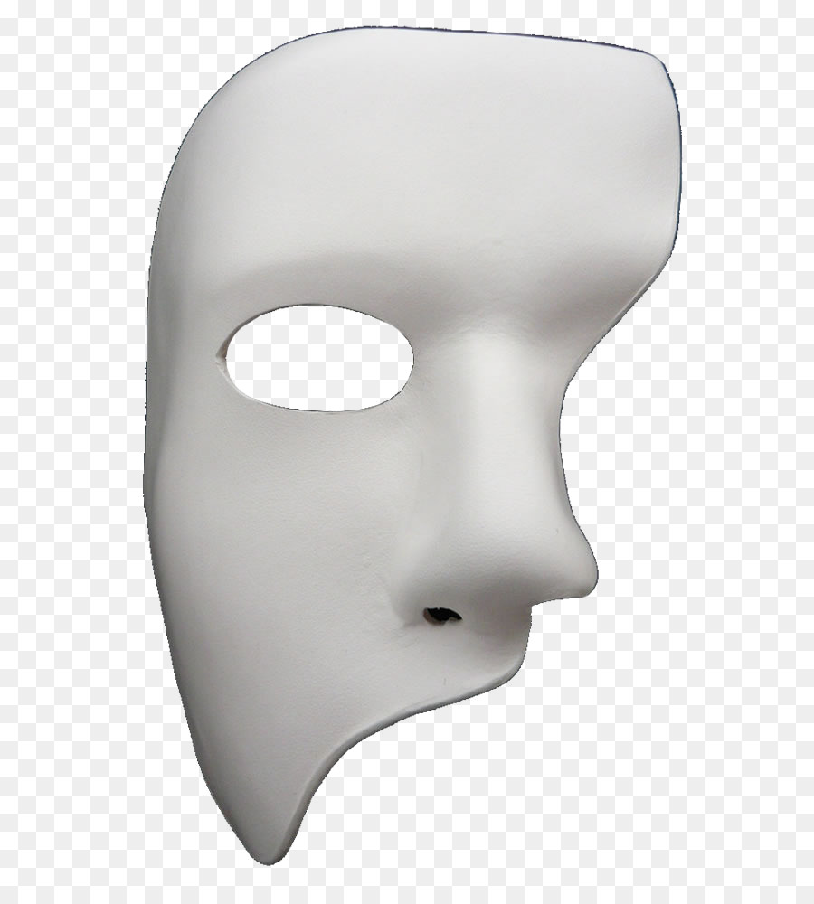 The Phantom of the Opera Mask Headgear Clip art - mask png download ...