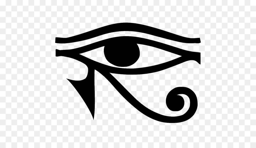 Eye Of Horus Eye Of Ra Egyptian Symbol Symbol Png Download 512