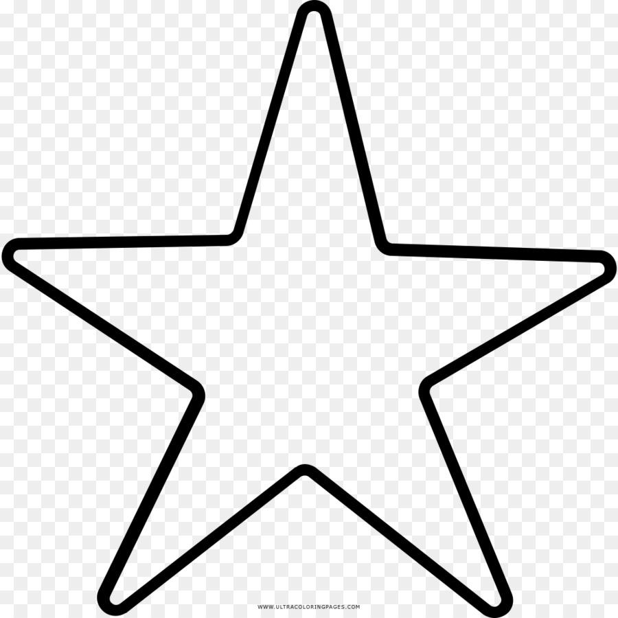 Bintang Laut Menggambar Buku Mewarnai Bintang 1000 1000 Transparan
