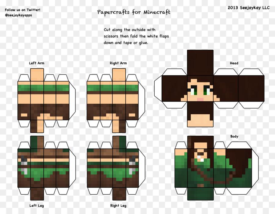 Minecraft modelo de Papel de la Mafia libro para Colorear ...