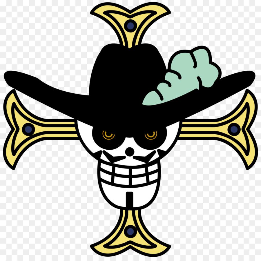 dracule mihawk roronoa zoro logo one piece one piece png download