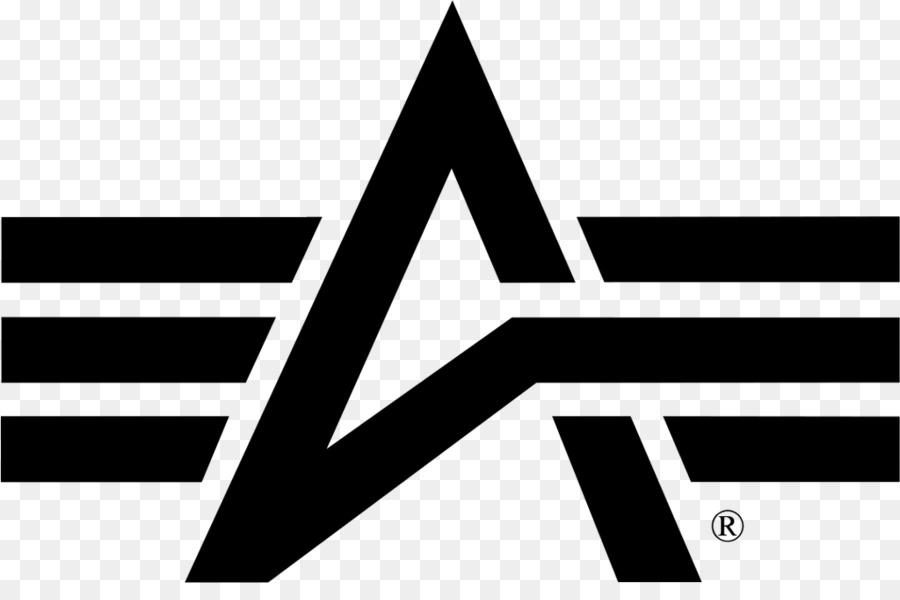 Alpha jacke logo