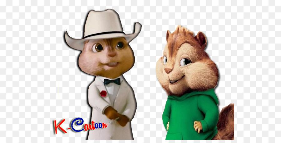 Alvin e i chipmunks scoiattolo cartoni animati scoiattolo