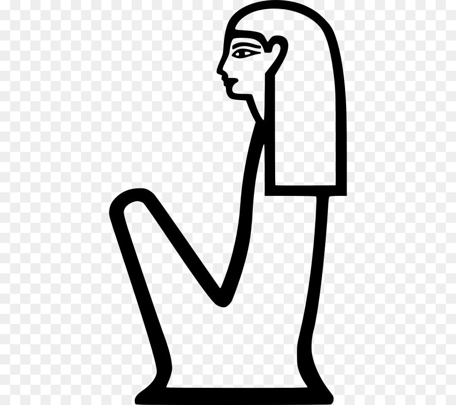 Ancient Egyptian Deities Egyptian Hieroglyphs Ankh Symbol Png