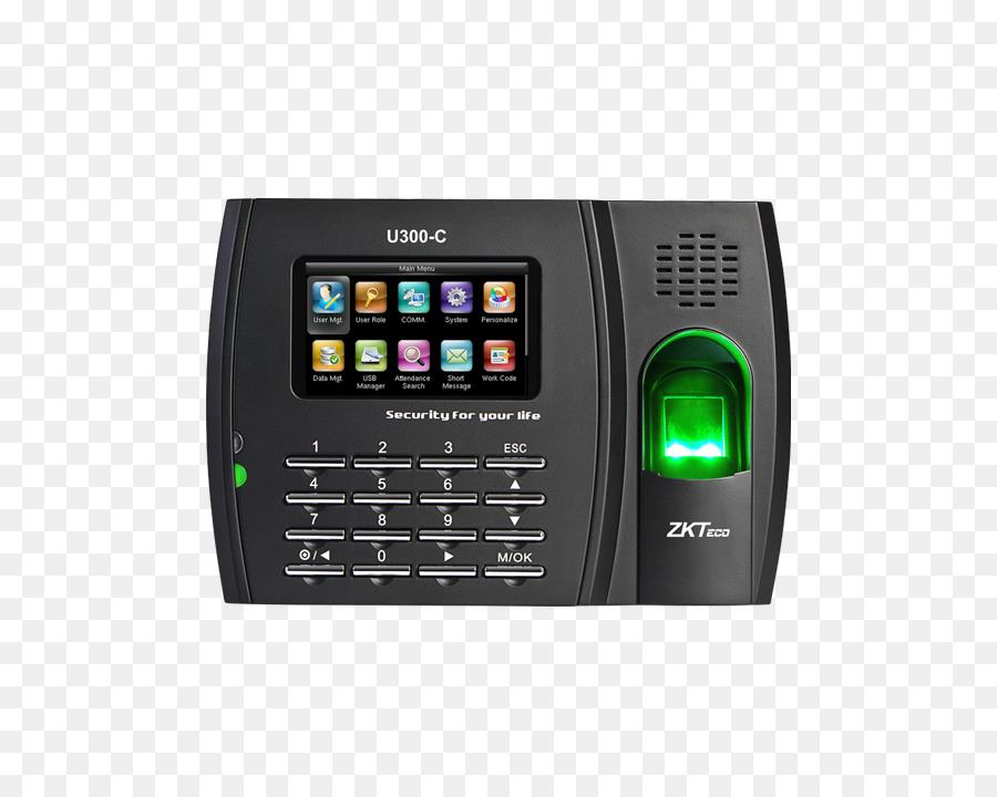 Time And Attendance Electronic Instrument png download - 705*705