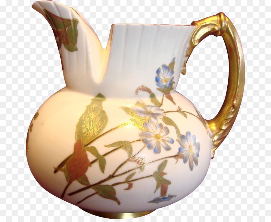 Jug Porcelain Vase Pitcher Teapot Vase Png Download 732732