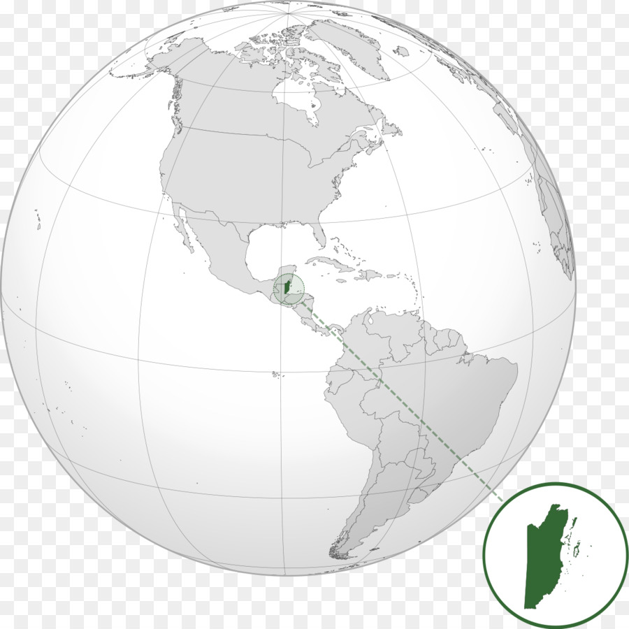 British Honduras World Map Belize World Map Png Download 1200