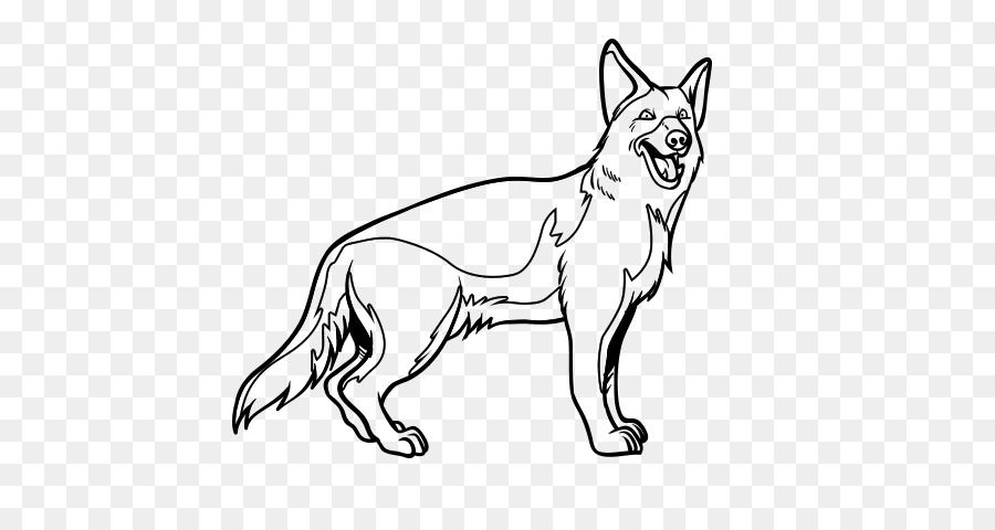 Pastor alemán Cachorro libro para Colorear de Chihuahua - cachorro ...