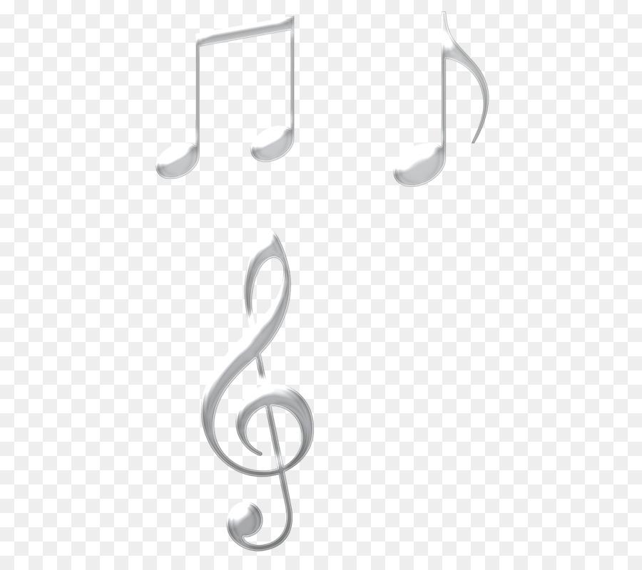 Note De Musique Instruments De Musique En Noir Et Blanc Note De