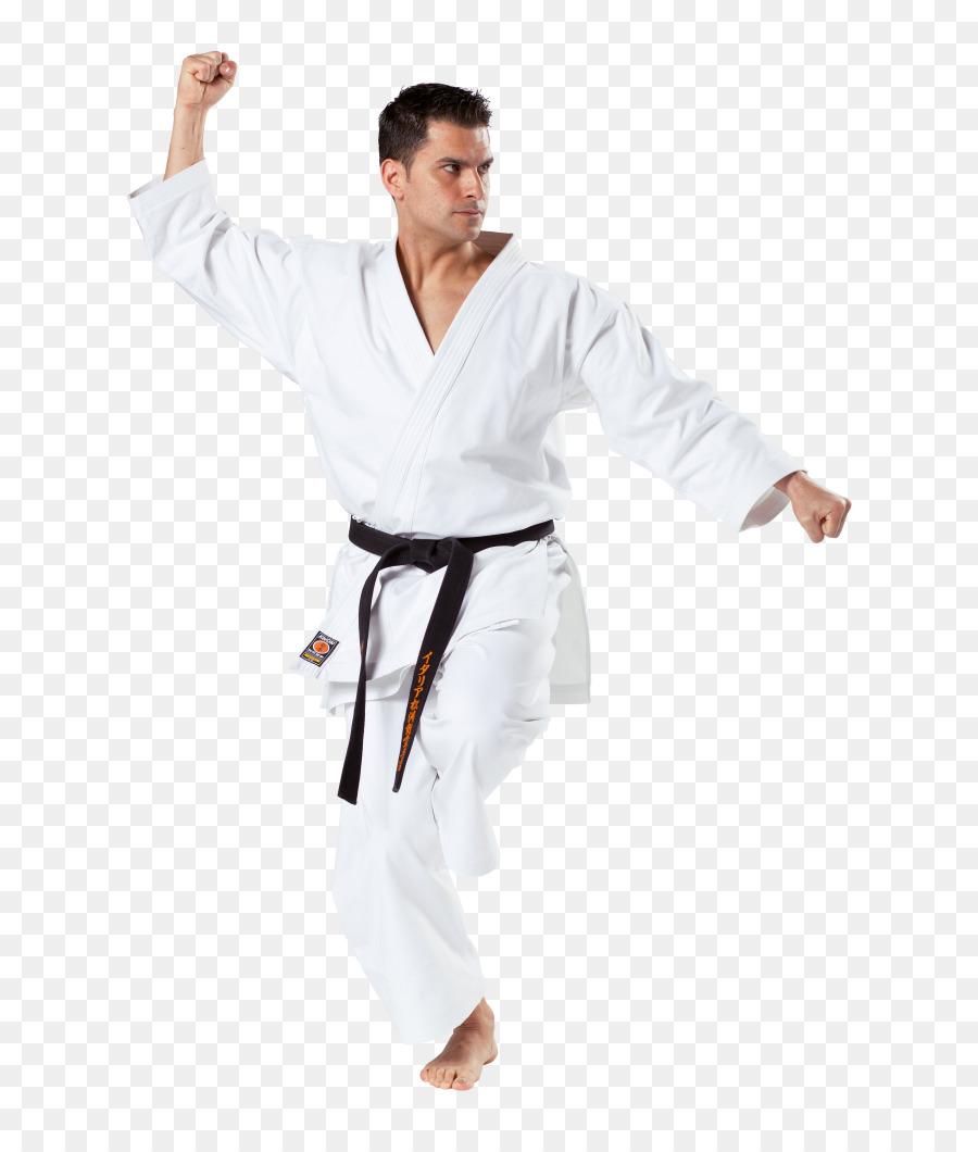 Karate Gi Standing png download - 788*1050 - Free
