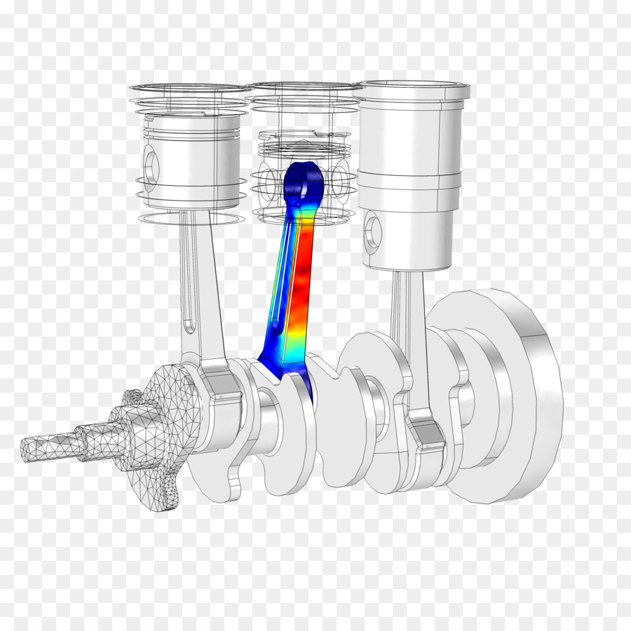 reciprocating engine, engine, comsol multiphysics, angle, hardware  accessory png