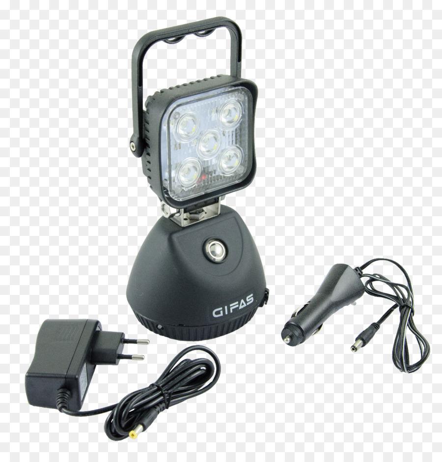 Chargeur De Batterie Diode Emettant De La Lumiere De La Lampe Led