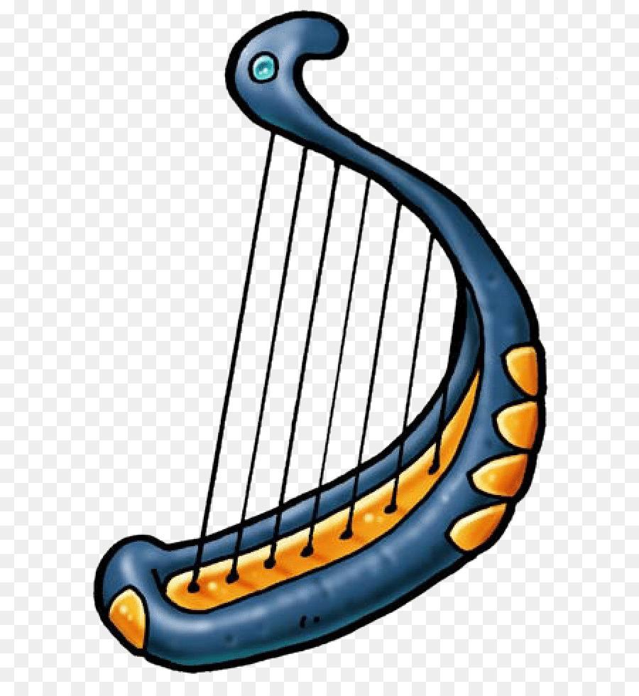 bible harp musical instruments clip art harp png download 678 rh kisspng com celtic harp clipart harp clip art free