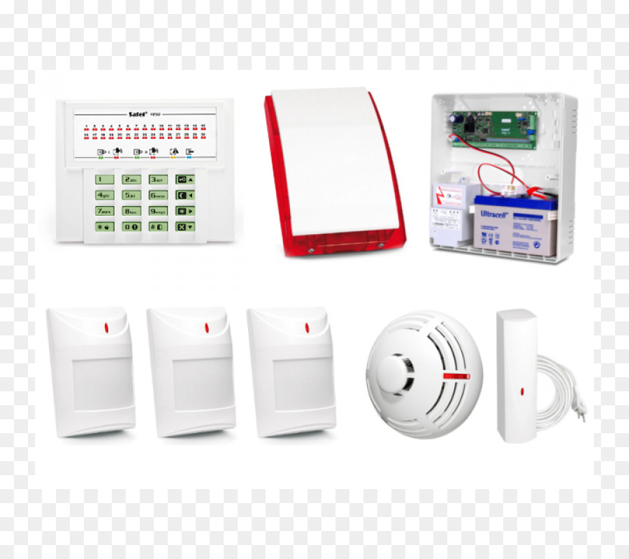 House Apartment Security Alarms & Systems Alarm device Motion ...