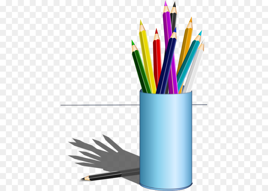 Lápices de colores para Colorear libro - libro png dibujo ...