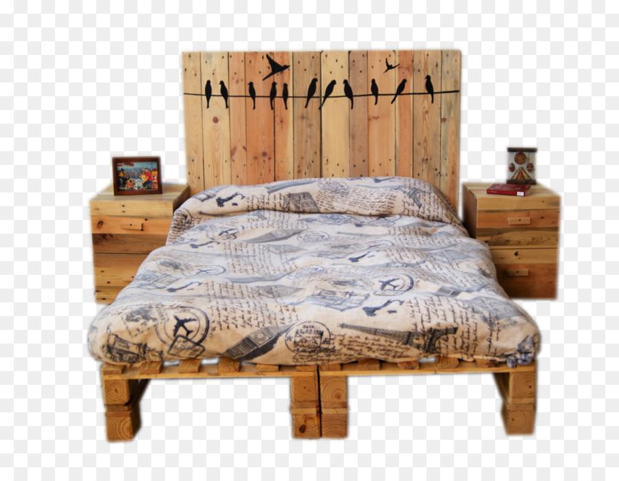 Mesa armazón de la Cama de Palets de Madera de los Muebles - tabla ...