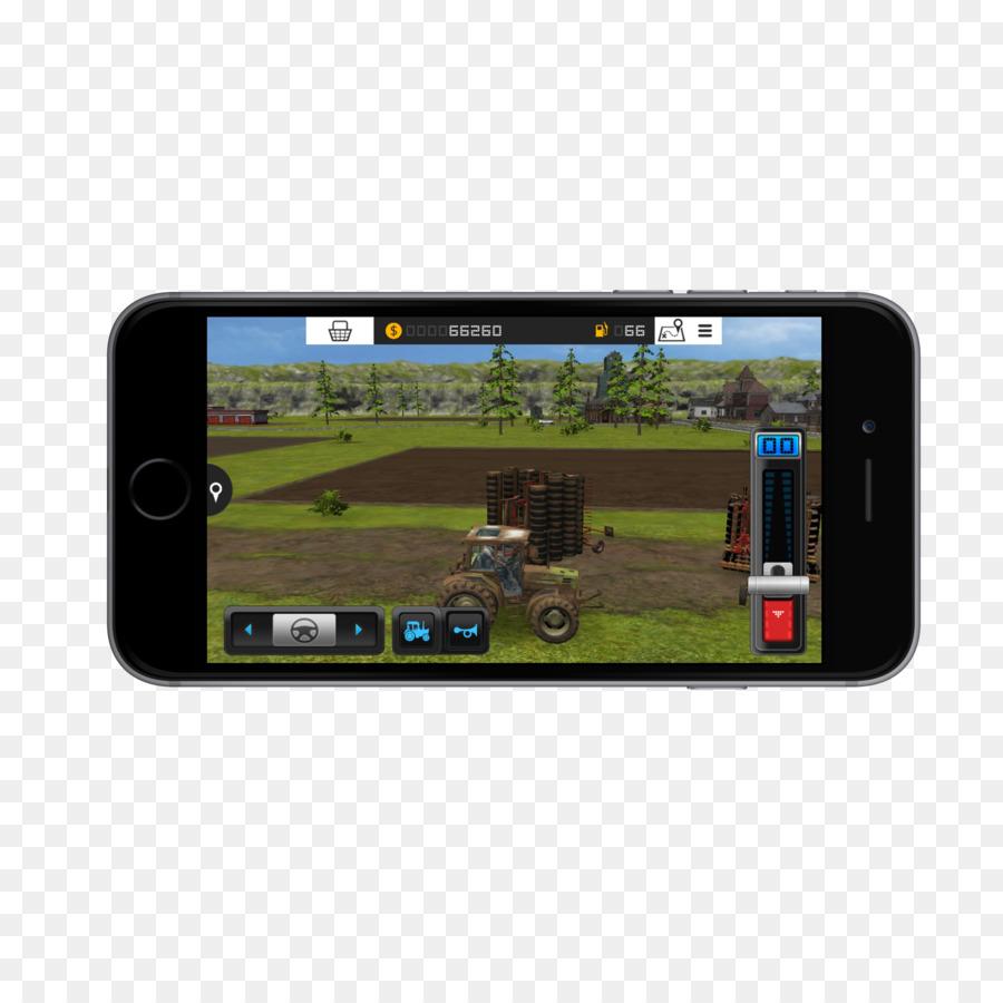 farming simulator 16 mobile
