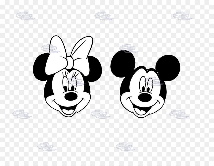 Minnie Mouse Mickey Mouse Mask Coloring book - minnie mouse png ...