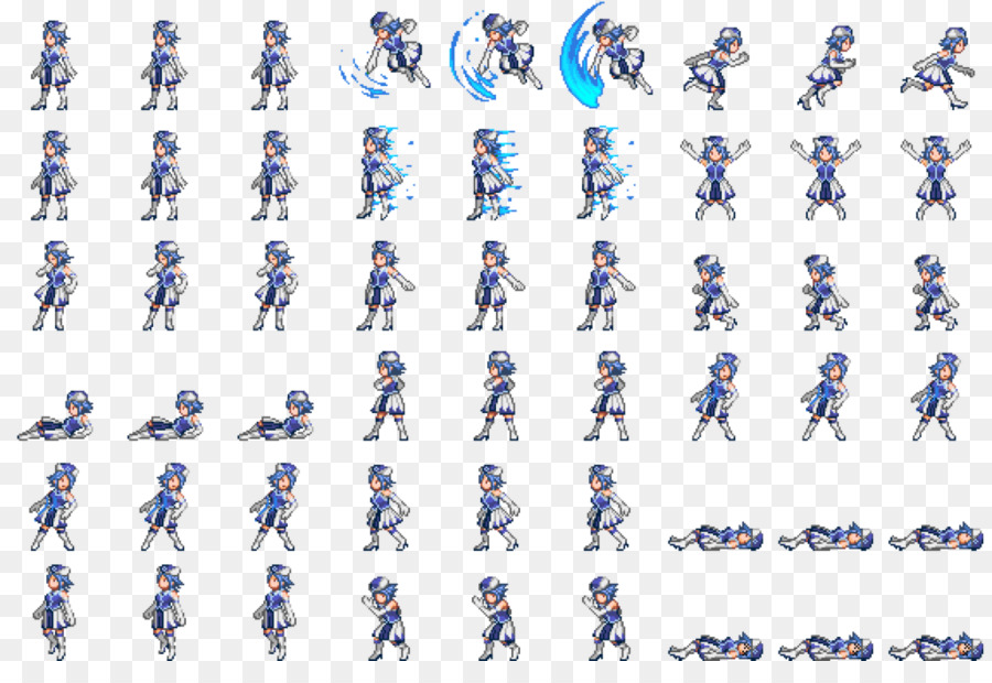 Rpg Maker Mv Blue png download - 1024*683 - Free Transparent