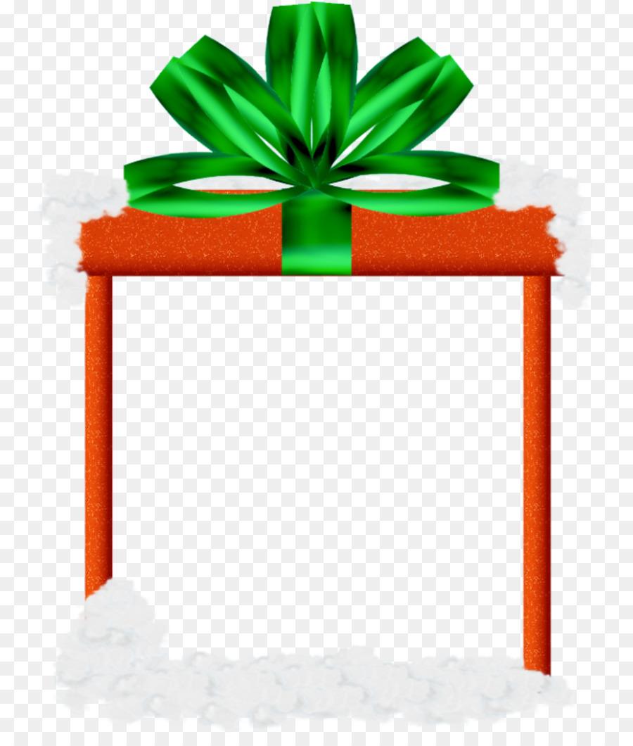 Weihnachten Geschenk Bilderrahmen Weihnachten Png Herunterladen