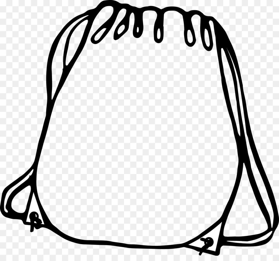 T Shirt Backpack Drawing Duffel Bags Clip Art