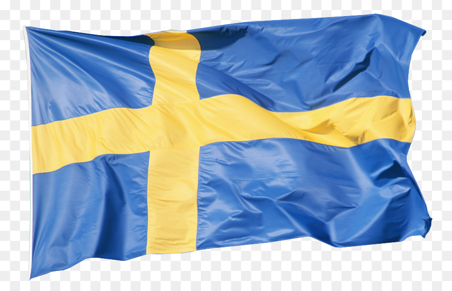Flag of Sweden Swedish Union between Sweden and Norway - Flag