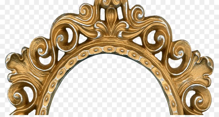 Picture Frames Vintage Clothing Mirror Antique Clip Art