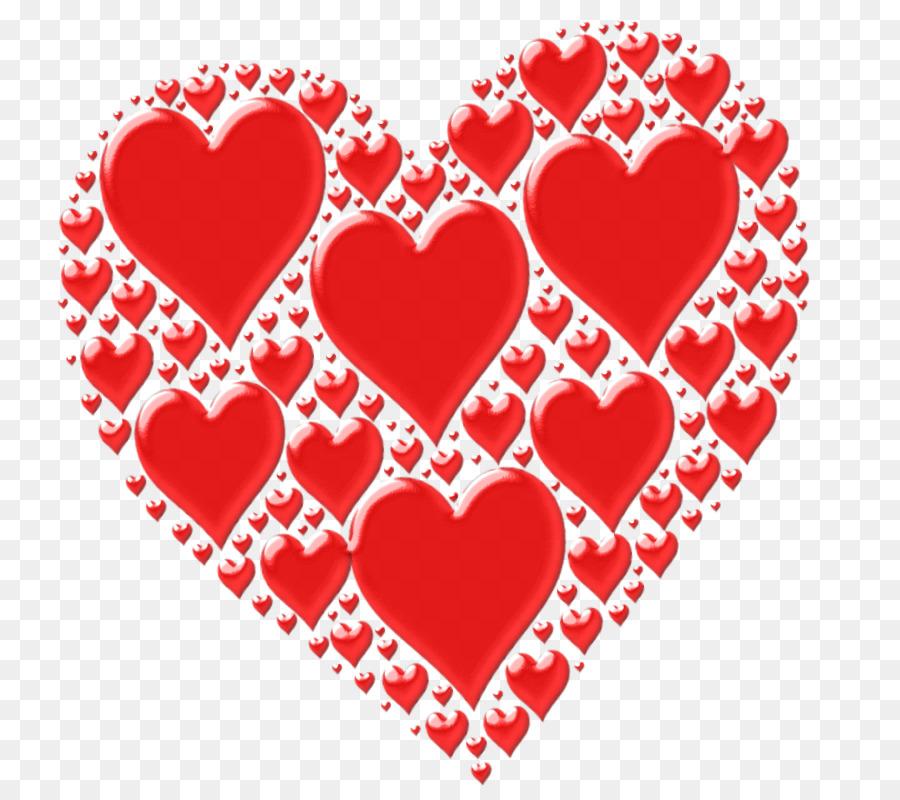 картинки из сердечек вк
