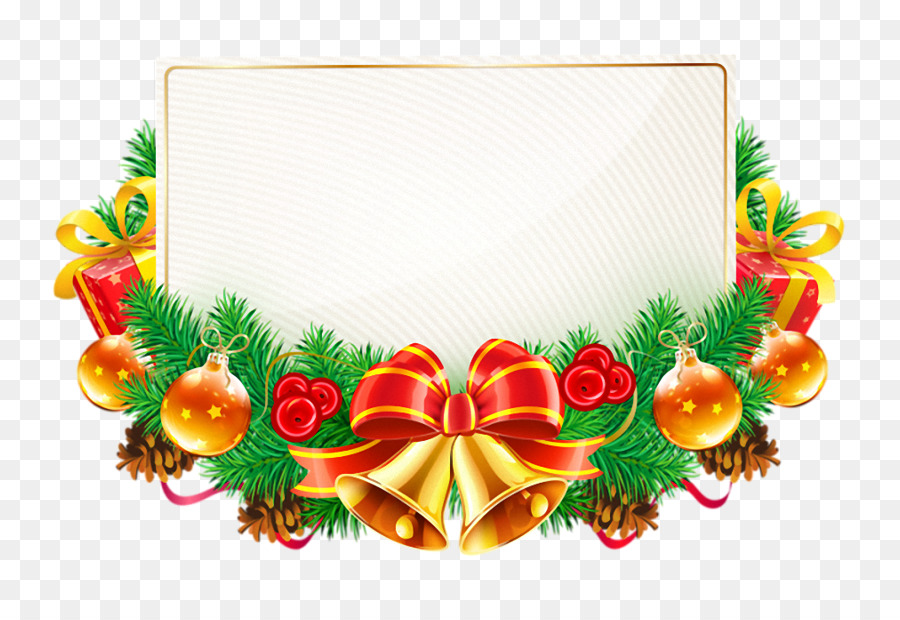 Borders And Frames Christmas Decoration Candy Cane Clip Art Christmas