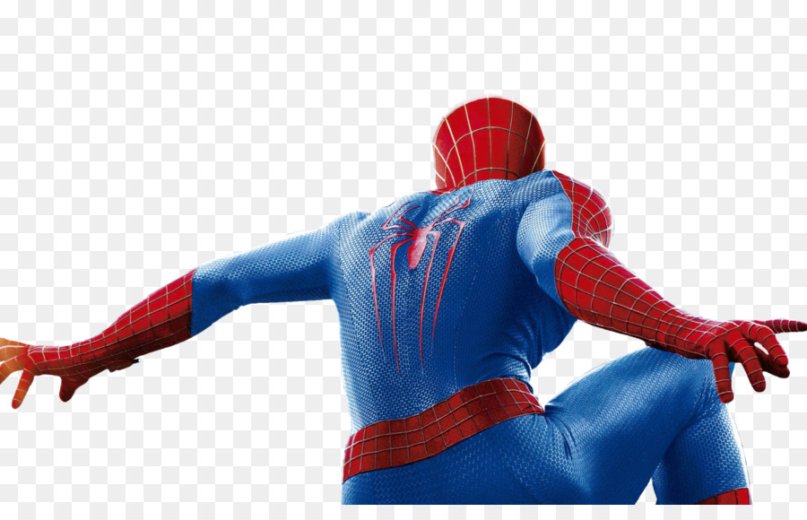 Spiderman, Electro, Amazing Spiderman, Joint, Electric Blue PNG