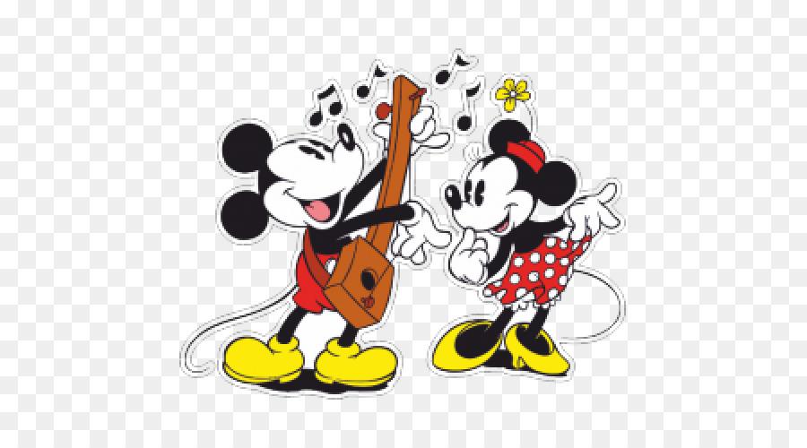 Minnie Maus Mickey Mouse Zeichnen Walt Disney Company Minnie Maus