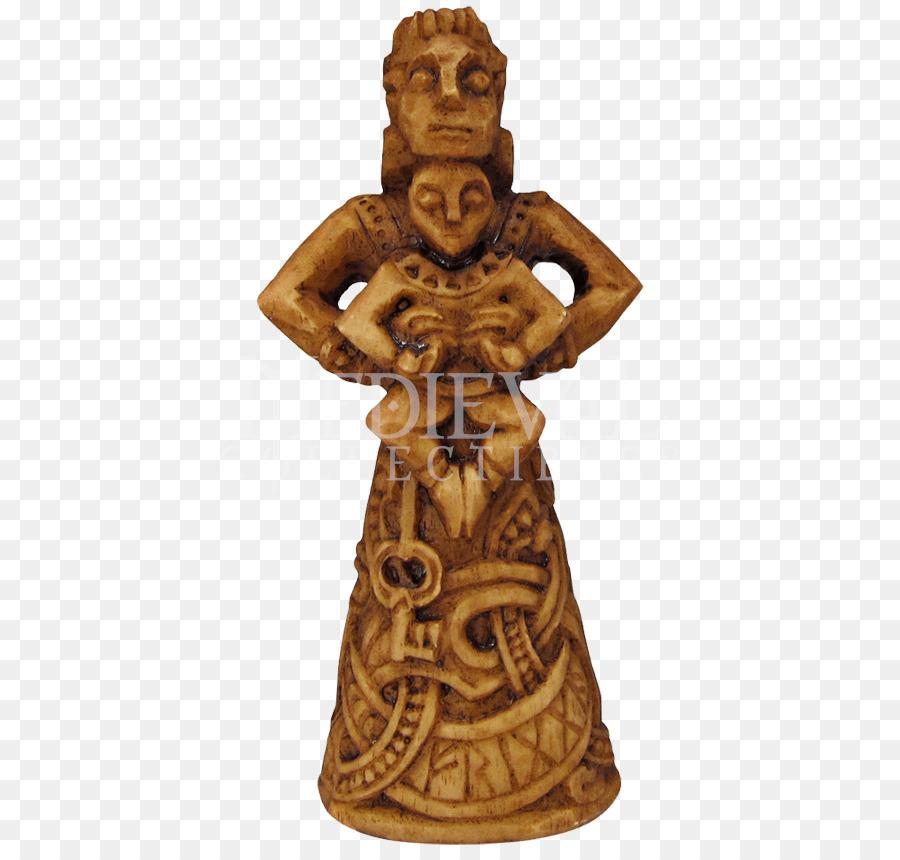 odin estatua de frigg la mitología nórdica freyja diosa png dibujo