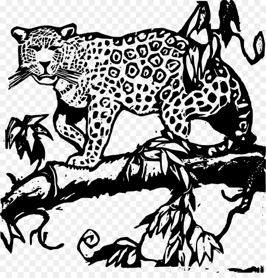 Jaguar Negro pantera Felidae Clip art - jaguar Formatos De Archivo ...
