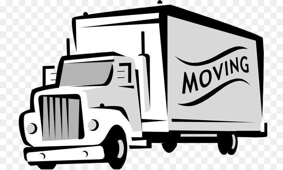 Mover Car Truck U Haul Clip Art Car Png Download 800538 Free