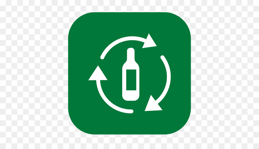 Glass Recycling Recycling Symbol Glass Png Download 512512