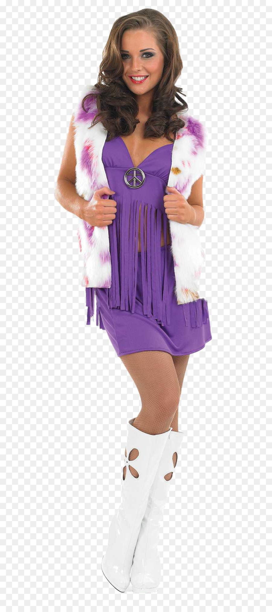 Fiesta de disfraces de la década de 1970 década de 1960 Chaleco ...