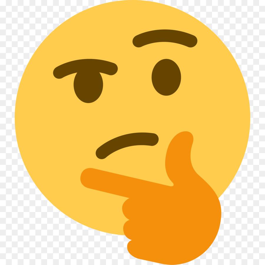 Discord Social media Emoji Think Thank Thought - social