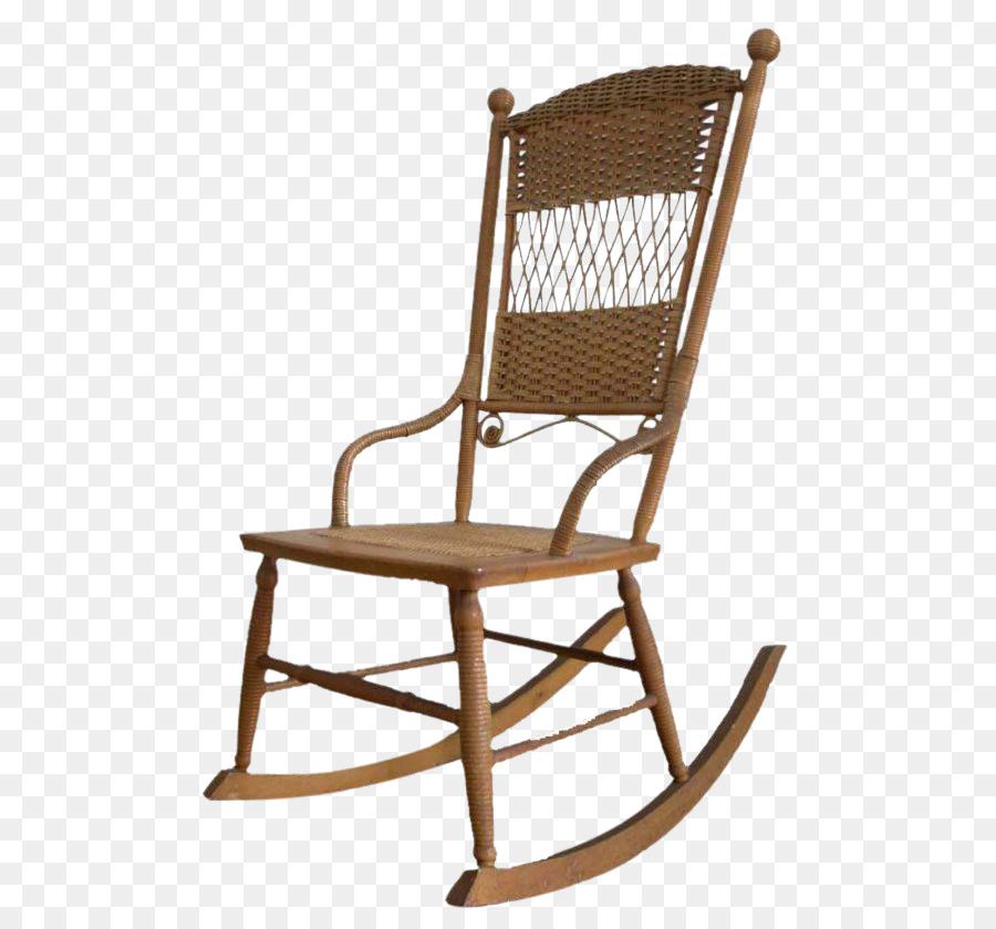 Table Des Chaises à Bascule En Osier Chaise Pivotante Table Png