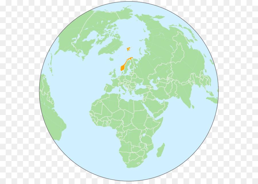 Globe World map Austria Clip art - globe png download - 635*635 ...