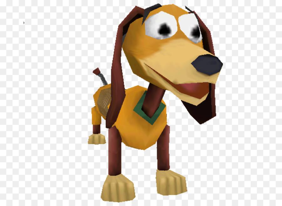 slinky dog toy story 3 el videojuego cachorro cachorro png dibujo