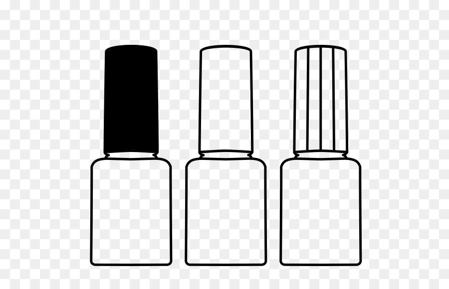 Cosméticos libro para Colorear, Dibujo de esmalte de Uñas maquillaje ...
