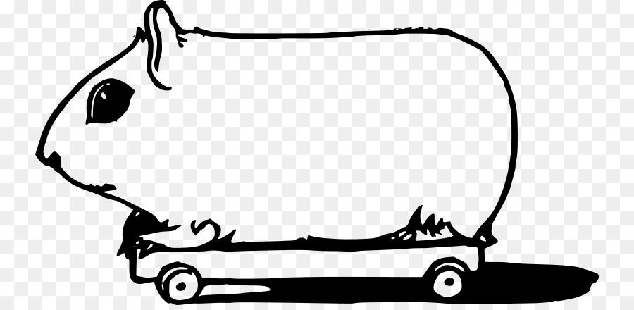 Mi Conejillo de indias de Dibujo Clip art - cerdo png dibujo ...