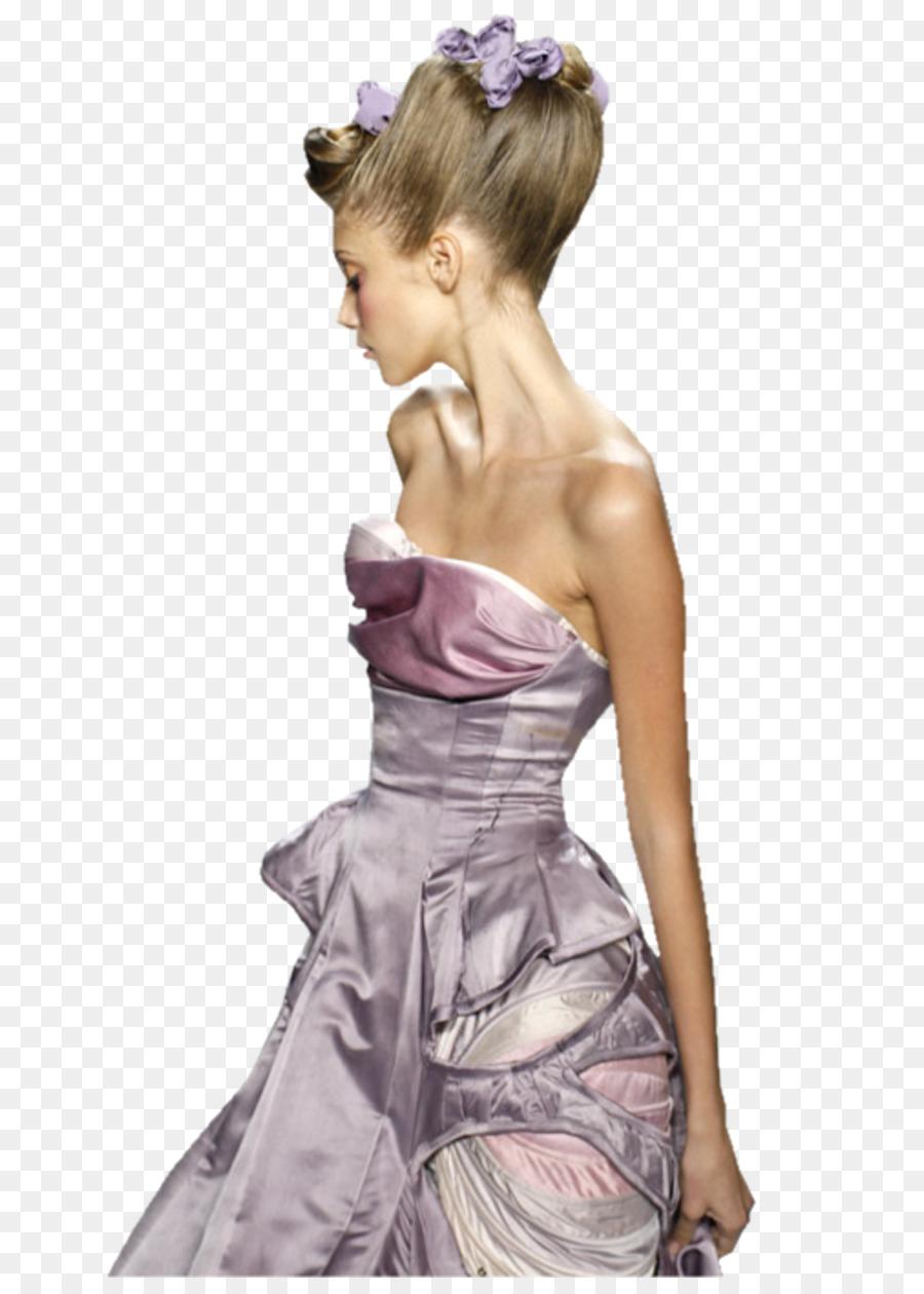 A moda de Vestido de Alta-costura, o Modelo de Vestido - vestido ...