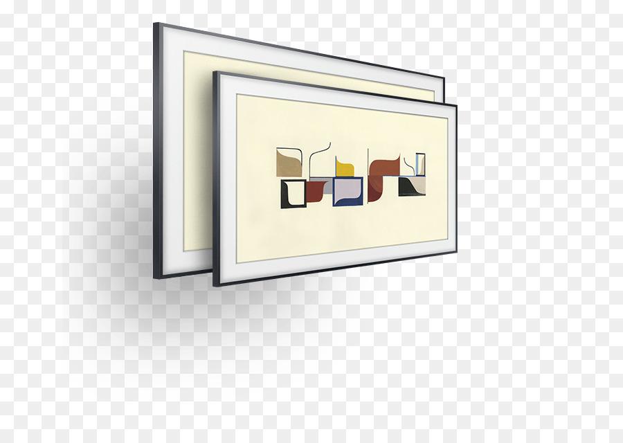 Samsung Picture Frames Smart TV Television - samsung png download ...
