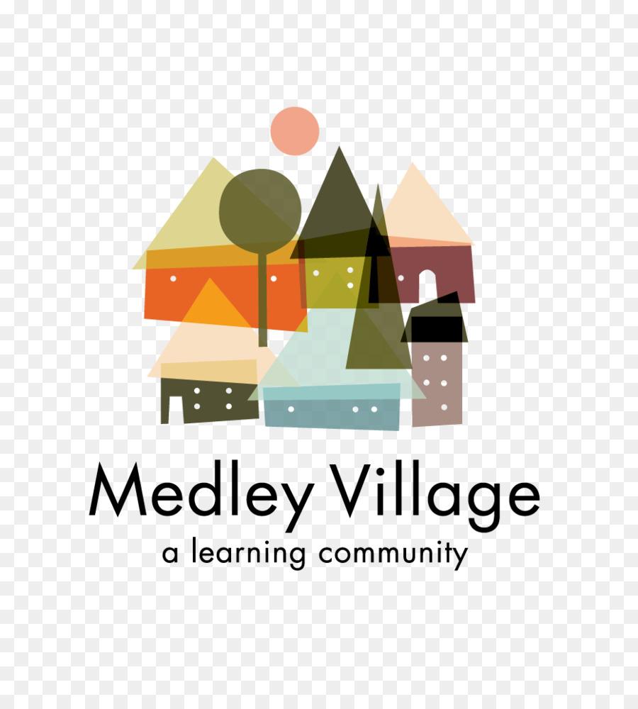 medley village logos reggio emilia approach school others png