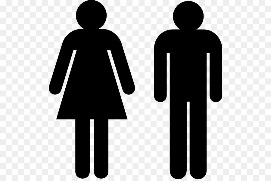 Public Toilet Bathroom Sign Boy Female