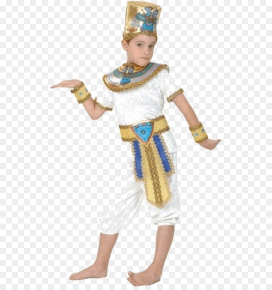 Cleopatra Ancient Egypt Costume party Halloween costume - child  sc 1 st  PNG Download & Cleopatra Ancient Egypt Costume party Halloween costume - child png ...
