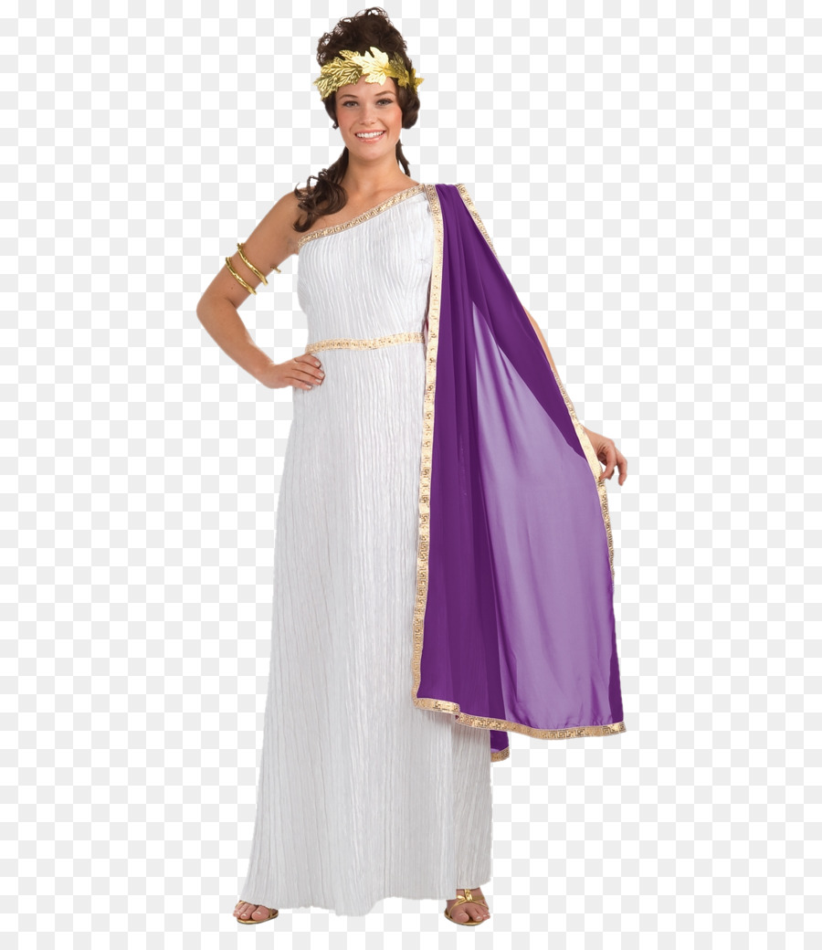 Long Island Traje Vestido De Ropa De La Antigua Roma - vestido ...
