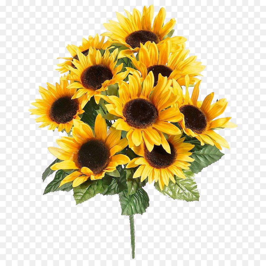 commune de tournesol design floral fleurs coupées, bouquet de fleurs